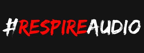 #RespireAudio logo